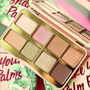 Too Faced Shake Your Palm Palms- LIMITED EDITION